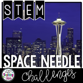 STEM Space Needle Activity
