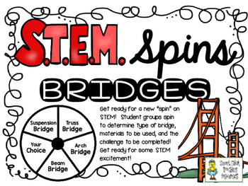 "Bridges STEM Spins - A New ""Spin"" on STEM"