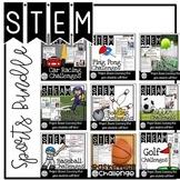 STEM Sports Bundle Summer STEM