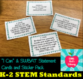 STEM Standards Signs/I CAN statements