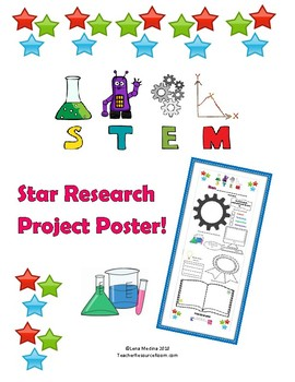 STEM Star Research Report Poster