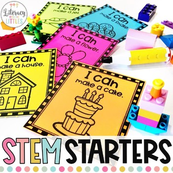 STEM Starters {Task cards to inspire creativity}