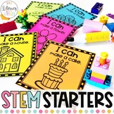 STEM Starters {Task cards to inspire creativity}