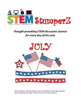 STEM Starters for Administrators - July