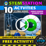 STEM Station: 10 Activity Bundle