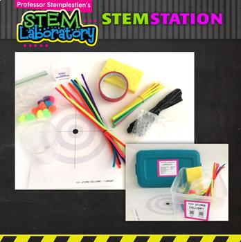 STEM Station: 10 Activity Bundle
