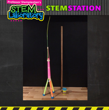 STEM Station Activity: High in the Sky