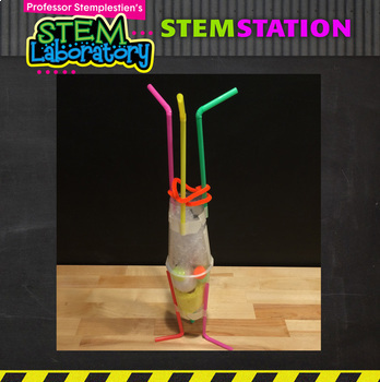 STEM Station Activity: Toy Store Delivery