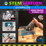 STEM Station Activity: Water Slide
