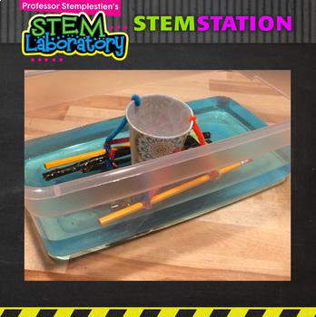 STEM Station: Treasure Island Rescue
