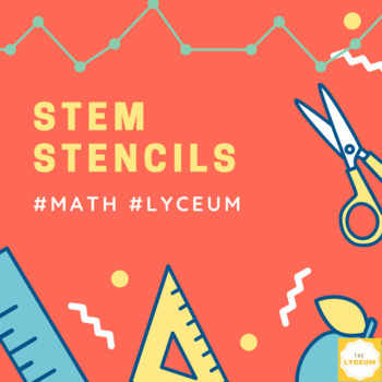 STEM Stencils presents: Solve for x simple algebra 7 (50 Questions)