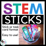 STEM Tasks - Maker Space Tasks
