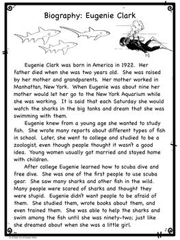 Shark Lady: The True Story of Eugenie Clark