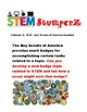 STEM daily discussion starters, journal prompts, and fillers - February
