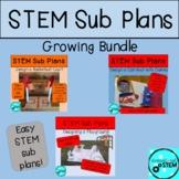 STEM Sub Plans Bundle