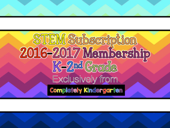 STEM Subscription Membership 2016-2017