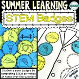 STEM Summer Badges