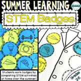 STEM Summer Badges