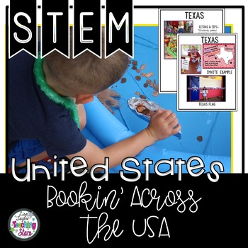 STEM State Summer Challenges Bundle