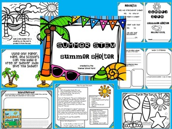 STEM Summer Fun Bundle...Five In One FUN!