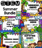 STEM Summer Fun Bundle...Five In One FUN!