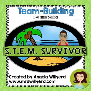 STEM Survivor 2-Day Design Challenge SMART Notebook Lesson