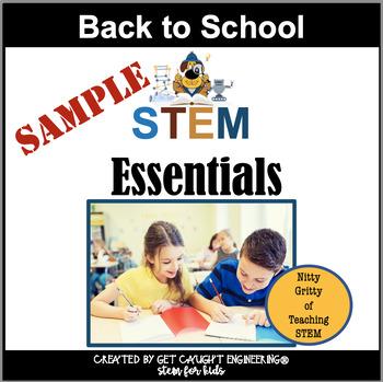 STEM Essentials: The Nitty Gritty of Teaching STEM