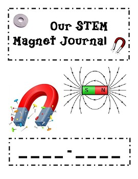 STEM Take Home Magnet Journal (English and Spanish)