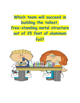 STEM: Tallest Aluminium Free-Standing Structure Project
