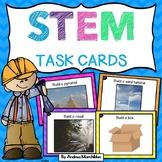 STEM Task Cards K - 2