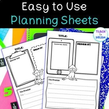 STEM Task Cards, STEAM Activities - Zoo Theme!
