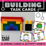 STEM Task Cards Spring
