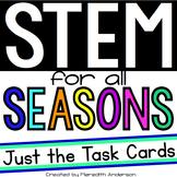 STEM Task Cards Distance Learning