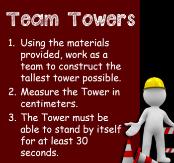 STEM ~ Team Towers