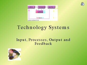 STEM - Technological Systems