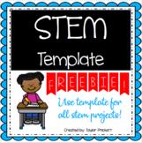 STEM Template FREEBIE!