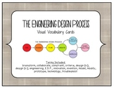 STEM Visual Vocabulary Cards - The Engineering Design Process