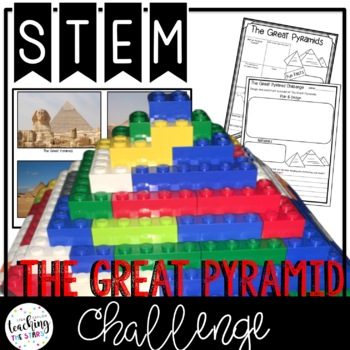 STEM Great Pyramids Challenge