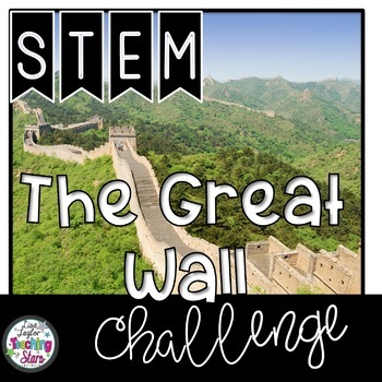 STEM The Great Wall of China Challenge