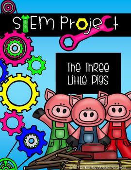 STEM: Three Little Pigs
