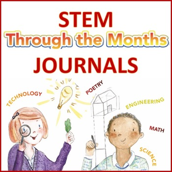 STEM Through the Months: Back to School Journals