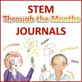 STEM Through the Months: Back to School Journals