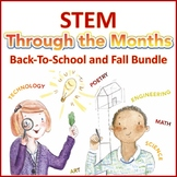 STEM Through the Months: Back to School and Fall Bundle