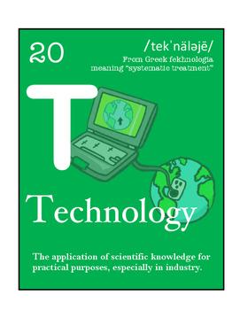 STEM Tile Posters