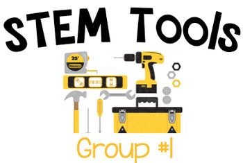 STEM Tool Kit Labels