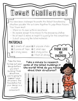 STEM Tower Challenge