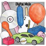 STEM Toys Clipart
