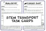 STEM Transport Task Cards