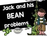 STEM Unit:  Jack and his Bean Problems