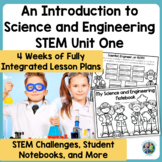 STEM Units of Study: 2nd Grade: Unit One Introduction to S